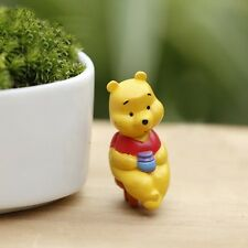 Disney Winnie The Pooh Cupcake Cake Toppers PVC Figure Set (USA FAST SHIPPING)