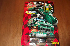 Ken Schrader #33 Apr Autographed 1:64 Scale Racing Champions #14 (57)