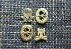 Finnland Militär Abzeichen 4 StückOrden & Ehrenzeichen - 15506