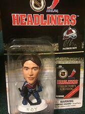 PATRICK ROY Colorado Avalanche 1997 NHL Corinthian Headliners Figure NHL010