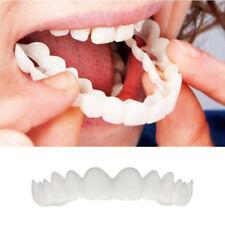 Pro Silicone Men Women Perfect Smile Veneers Denture Paste Instant Teeth Flex