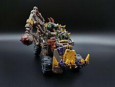 Warhammer 40k Orks Orko trukk #3 Pro Pintado R3S2B1