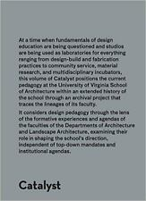 Catalyst: Lineages and Trajectories: By Abbasy-Asbagh, Ghazal