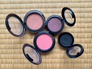 MAC Blusher & Eye shadow set