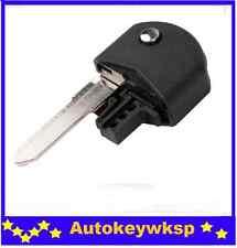 MAZDA 3 5 6 transponder Flip Key Remote Head Suit RX7 RX8 with uncut key (4d63)