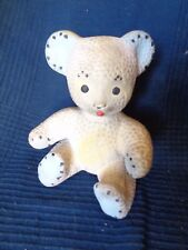 Child Toy Pouet Bear Pooh Nounouche without Wheel Vintage a Clean Old