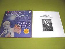 Berlioz - Beatrice Et Benedict / Janet Baker / RARE Dutch Philips STEREO Box EX
