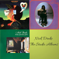 Nick Drake - The Studio Albums Bundle - 3 x Vinyl LP's *NEW & SEALED*