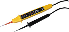 Spannungsprüfer 7in1 Phasenprüfer Stromprüfer Spannungstester Kfz Werkzeug 6-50V
