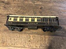 ⭐️⭐️⭐️ Vintage Hornby O Gauge No2 Passenger Coach ⭐️⭐️⭐️⭐️