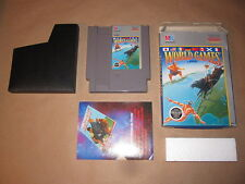 World Games (Nintendo NES) Game Cartridge with Sleeve in the Box Excellent