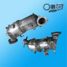 EU4 DPF Dieselpartikelfilter TOYOTA Corolla Verso 2.2 D - 2ADFHV 2006/10-2008/11