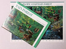 Nature In America USPS Stamps Sheet MNH Scott 3378 Pacific Rain Forest n Poster