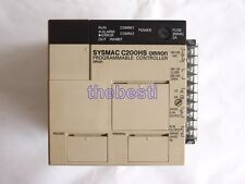 Used Omron Sysmac Programmable Controller C200HS-CPU21-E PLC In Good Condition