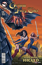 Grimm Fairy Tales 117 - Cover B - NM+ or better!