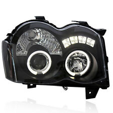 For Jeep Grand Cherokee 2008-2010 Halo Projector Headlight HID LED