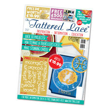 Tattered lace magazine stephanie issue 33 free meurt zodiac mots