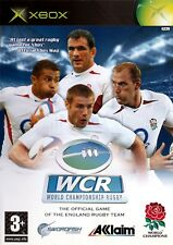 World Championship Rugby (Xbox) - Free Postage - UK Seller NP