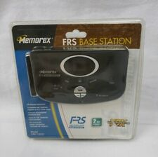 Memorex Mk1800 Frs Base Station Voice Activated w/ 2 Mile Range Brand New