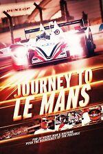 Journey to Le Mans [Blu-ray] *NEU* 24 Stunden von Le Mans Rennen Dokumentation