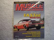 Muscle Machines 2005 November 1973 Oldsmobile Cutlass 455 Grumpy's Toy X1