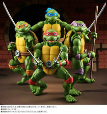 BANDAI TAMASHII S.H. Figuarts Teenage Mutant Ninja Turtles Complete set of 4 Leo