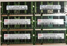 1GB PC2-5300S RAM/Memory - Lot of 172 (Assorted Brands)