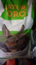 mangime completo ciclo unico per conigli con coccidiostatico 25 kg