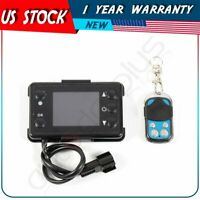 Diesel Air Parking Heater LCD Monitor Switch & Remote Control Controller for Car