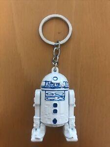 Star Wars R2D2 Metal Alloy Keyring