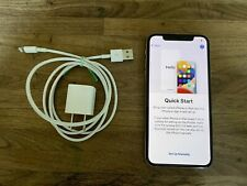 New listing Refurbished Apple iPhone X - 256Gb - Silver (At&T) A1901