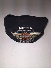 95 Miller Genuine Draft Harley-Davidson Motor Cycles Beret
