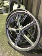 Shepherds Hut Wheels x 4