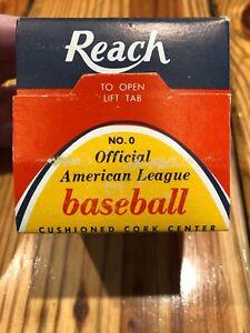 Reach Official American League Baseball. Joe Cronin Pres.1970-72. Unopened