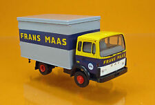 "Brekina 34802 Daf F 900 valise-camion - ""Frans Maas"" - Pays-Bas"