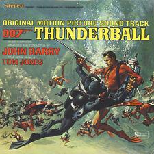 John Barry-OST JAMES BOND: Thunderball (vinile LP - 1965-US-REISSUE)