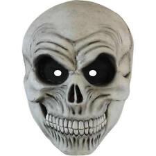 Horror Skull Halloween Celebrity Fright Night Card Mask - Masks Are Pre-Cut