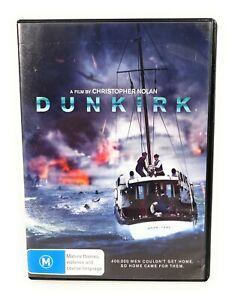 Dunkirk (DVD, 2017) Harry Styles Fionn Whitehead Region 4 Free Postage