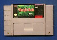 Disney's The Jungle Book (Super Nintendo Entertainment System, 1994)