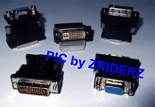 DVI-I (24+5pol) auf VGA Adapter