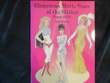 Glamorous Movie Stars of the 60's by Tom Tierney Perfect Condition