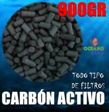 900GR CARBON ACTIVO ACUARIO FILTRO MOCHILA EXTERIOR INTERIOR INTERNO ACTIVADO