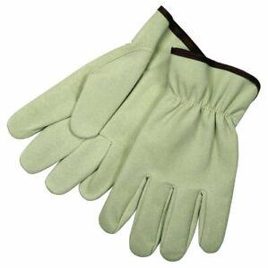 MCR Safety Glove Synthetic Grain PK/12 (3711)