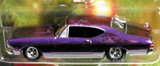 JOHNNY LIGHTNING 68 1968 CHEVY CHEVELLE HOLIDAY MUSCLE CHEVROLET CHRISTMAS CAR