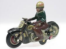 """Schuco Motorrad Blech """"Curvo 1000"""" schwarz limitiert 1500 St. # 450198200"""
