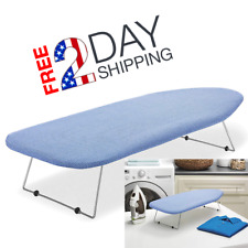 Dorm Room Table Top Ironing Board For Small Apartment Spaces Portable Foldable