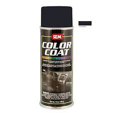 SEM Color Coat System 15303 Graphite Aerosol Vinyl Spray Paint 12OZ Can