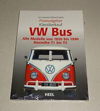VW Transporter / Bulli / Bus T1, T2, T3 - Praxisratgeber Klassikerkauf!