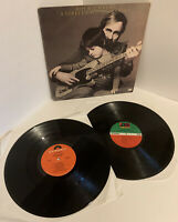ROY BUCHANAN- LIVE STOCK & A STREET CALLED STRAIGHT LOT OF 2 LP RECORDS