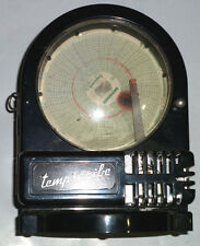Bacharach Tempscribe Temperature Chart Recorder 14-7031-11 24 hours Movement